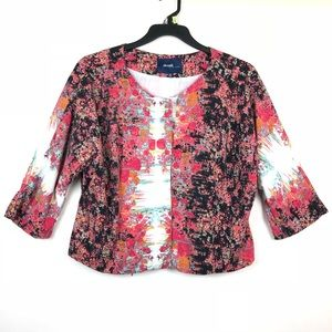 Eloquii Cardigan Sweater Snap Button Plus Size